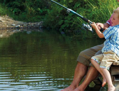 Un weekend da pescatore!