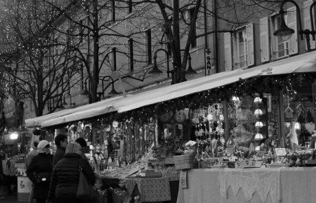 mercatini natale trento